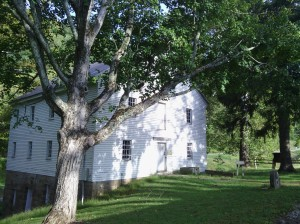 The Farmstead section of Jackson's Mill.