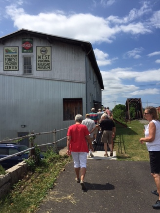 Visiting the Darden Mill